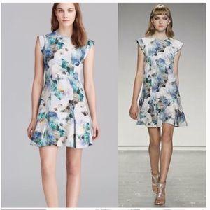 Rebecca Taylor drop waist floral dress